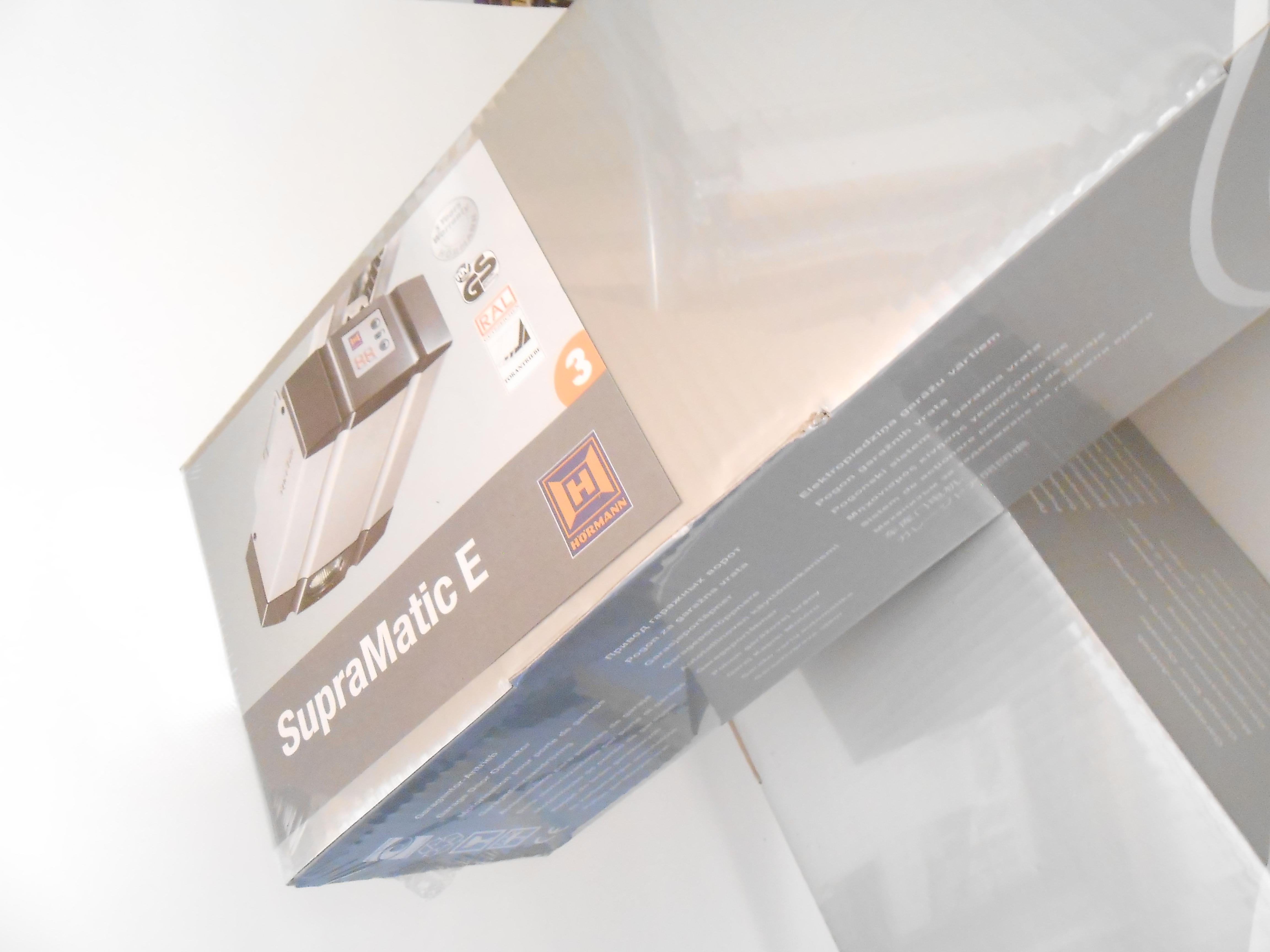 h rmann supramatic e bisecur. Black Bedroom Furniture Sets. Home Design Ideas