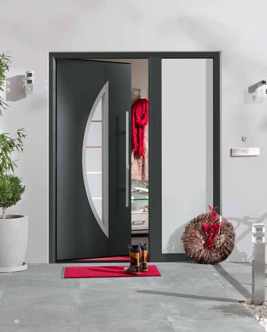 Hörmann ThermoPro stalen voordeur