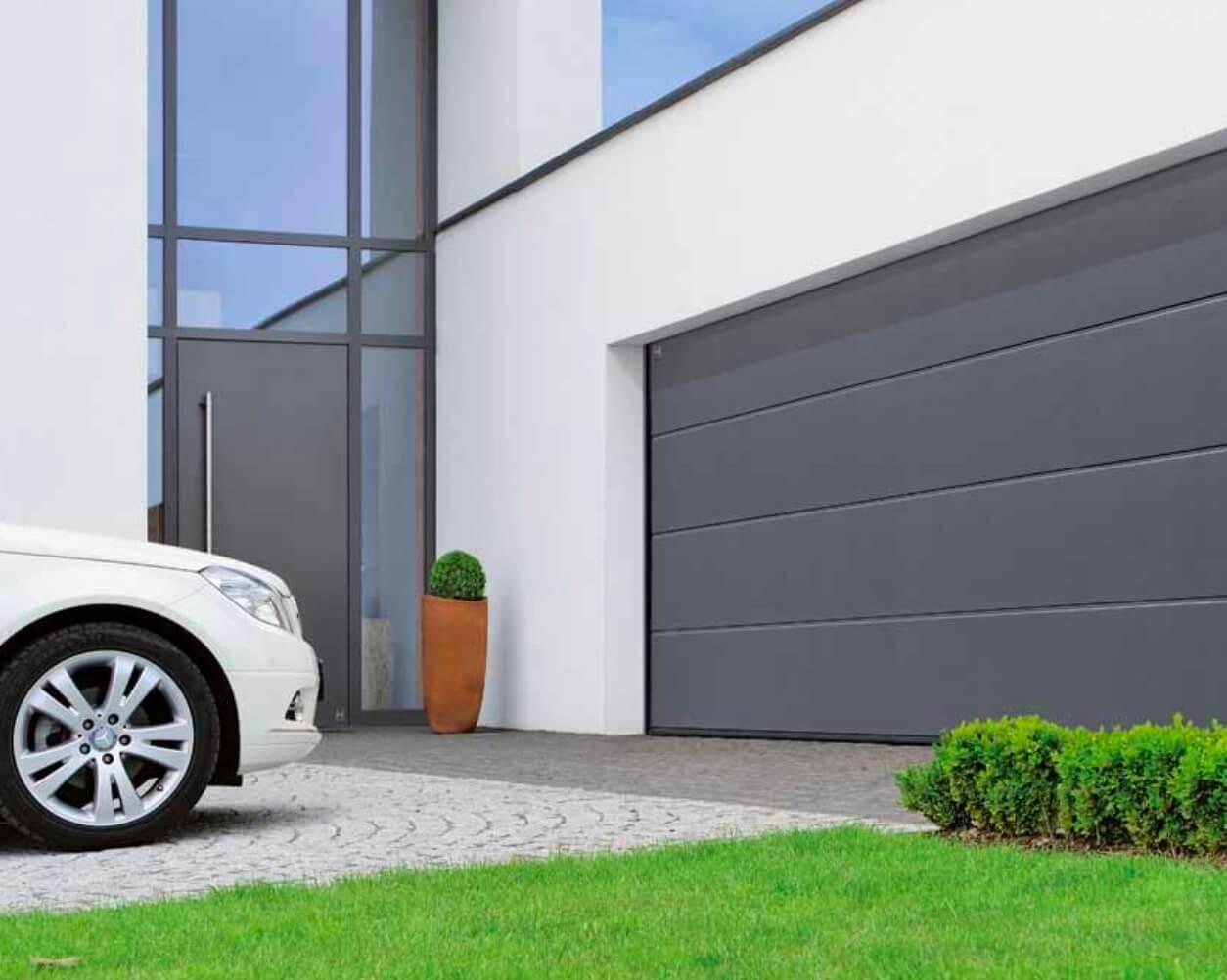 Hormann Garage sectionaaldeur Groningen BENGS Deuren(1)