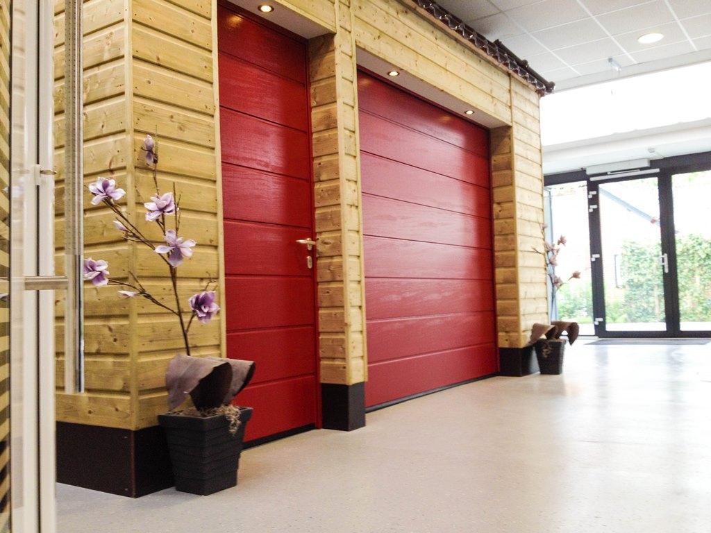 bensg deuren voordeur garagedeur sectionaaldeur groningen